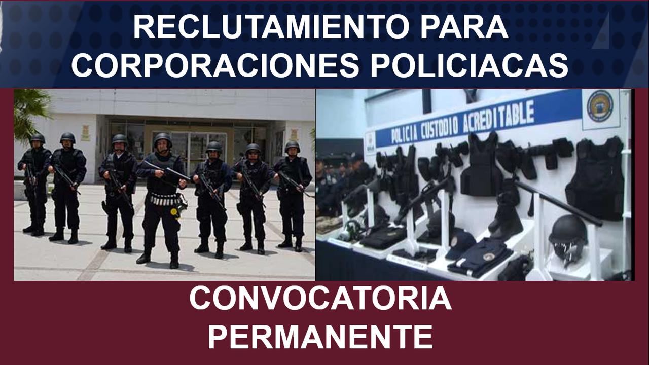 policia custodio acreditable