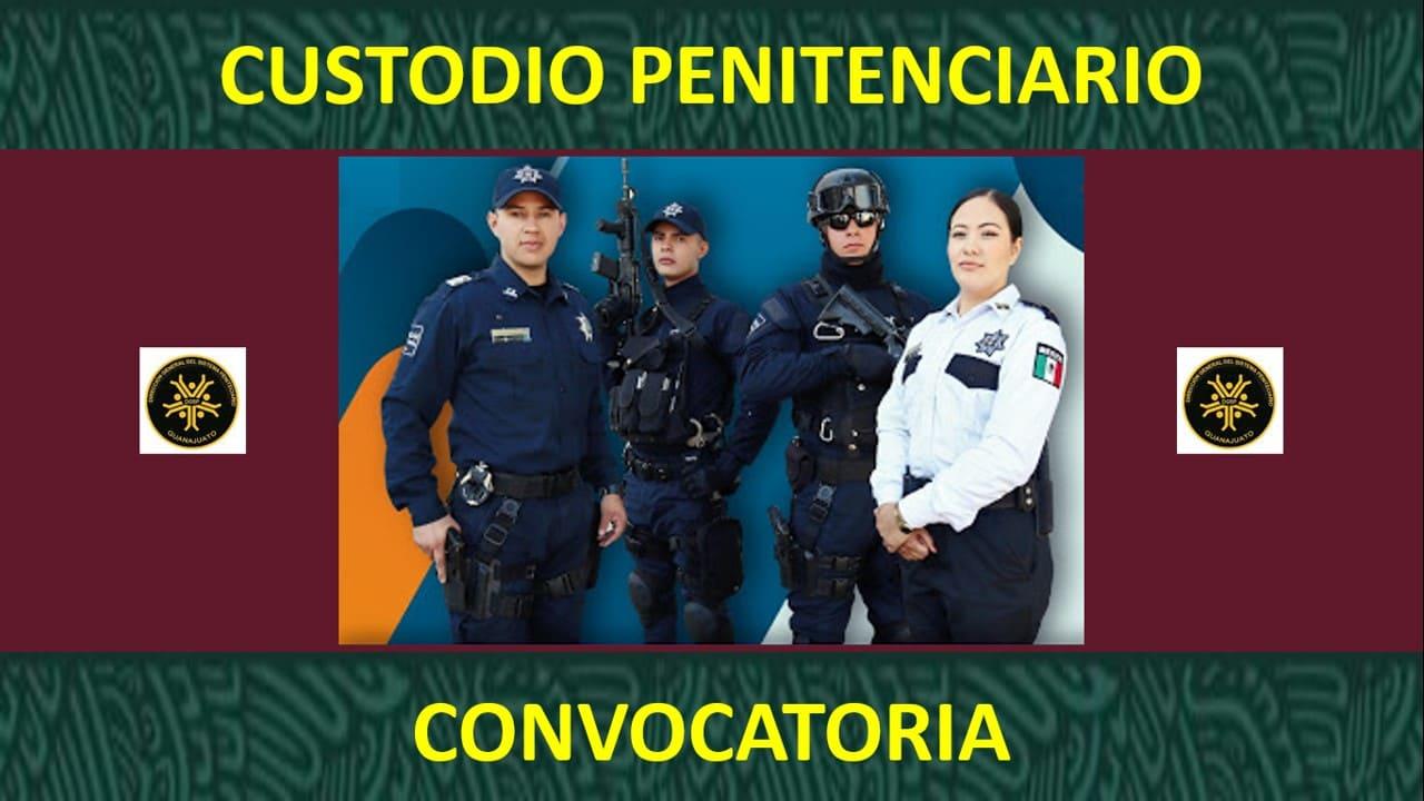 convocatoria guardia de seguridad penitenciaria guanajuato