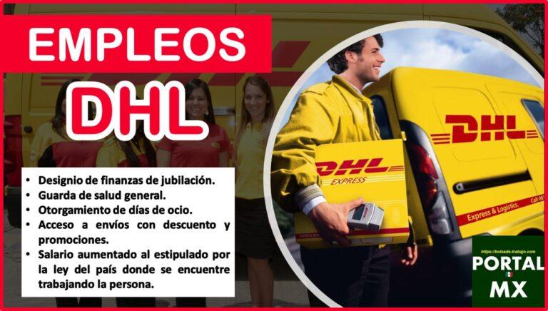Empleos DHL 2021-2022