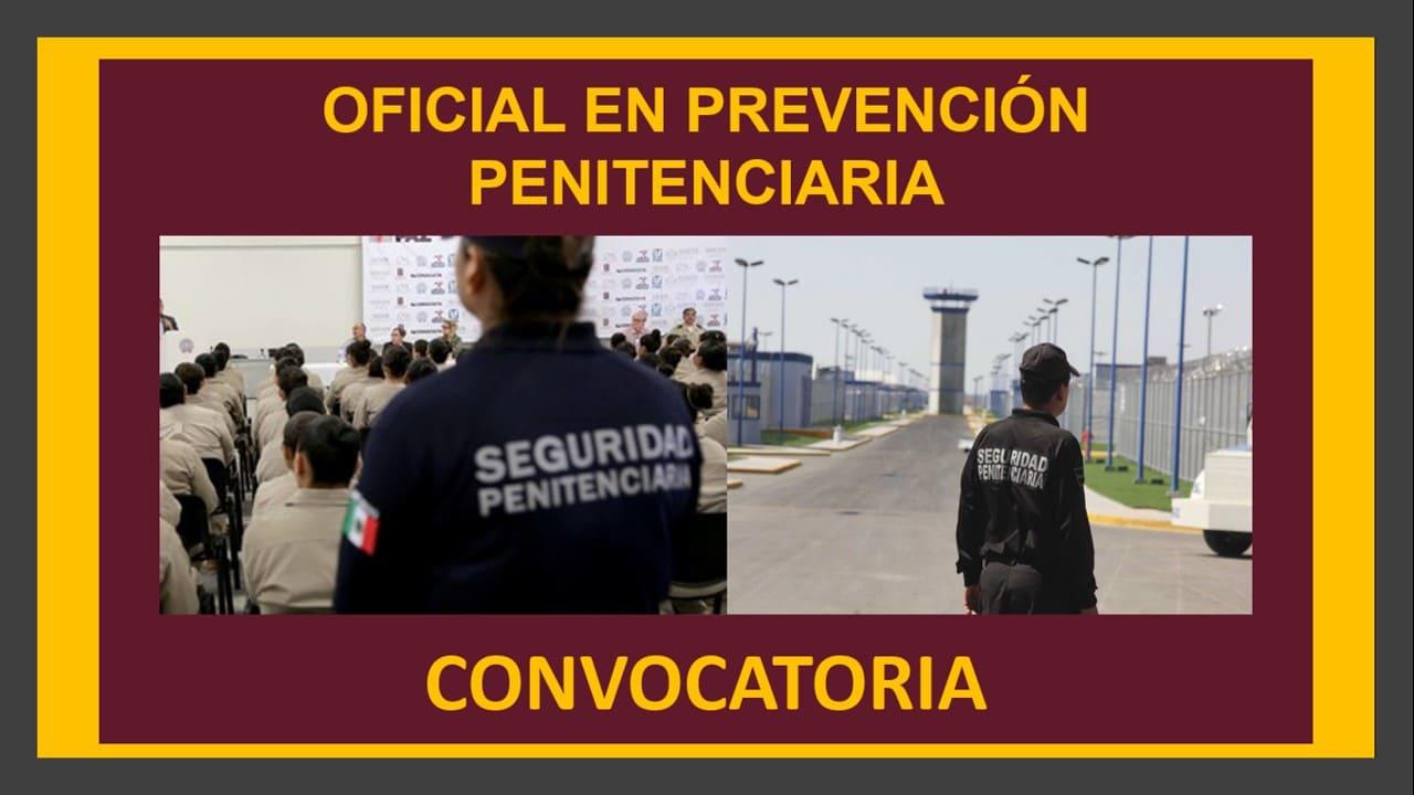 Oficial en Prevención Penitenciaria Morelos