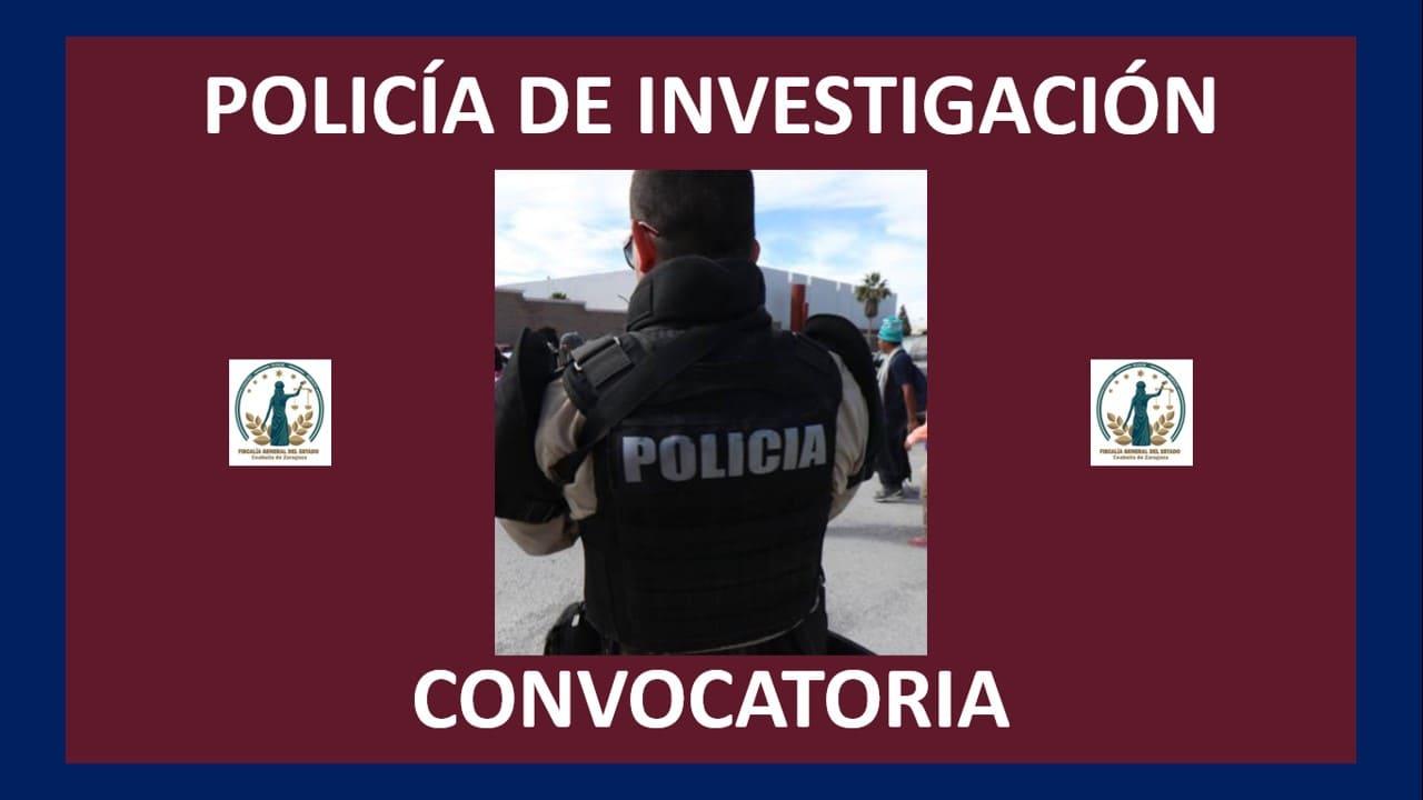 Policía de investigación Coahuila