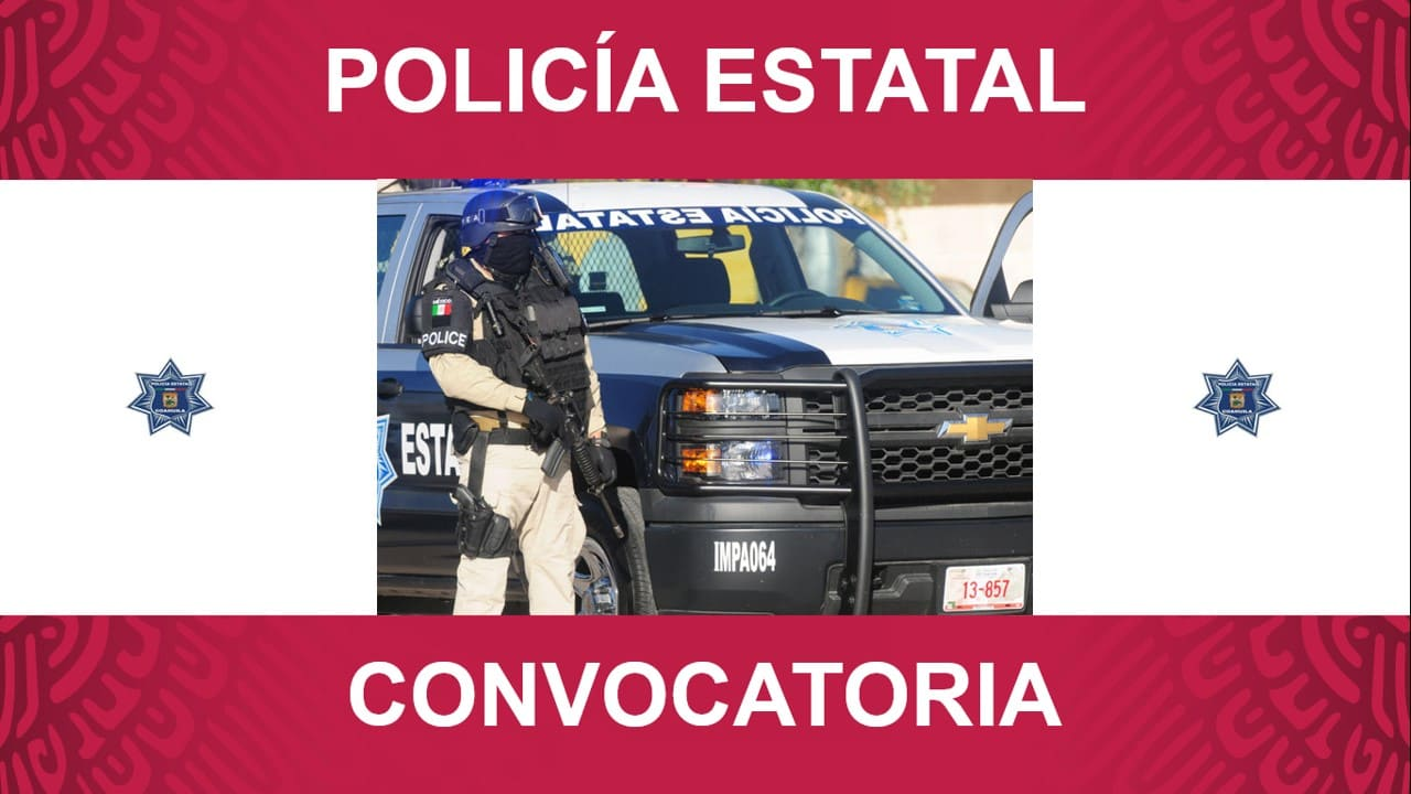 policia estatal coahuila