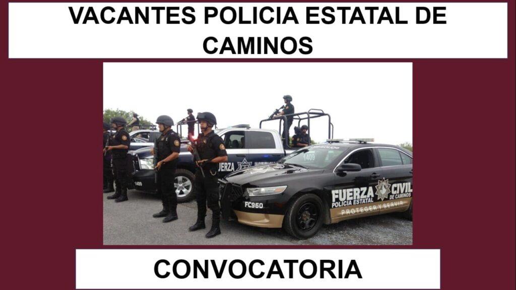 policia estatal de caminos nuevo leon