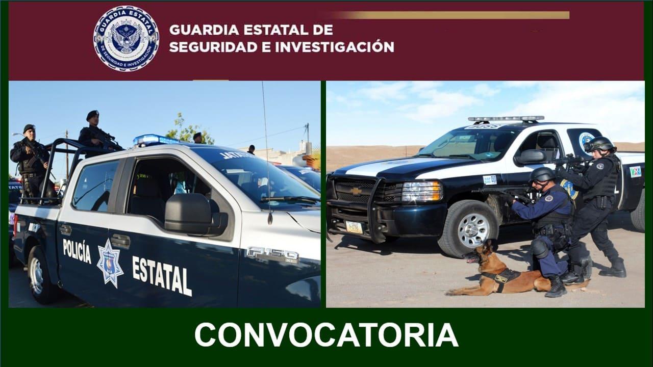 policia estatal preventiva