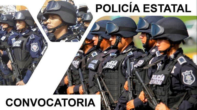 Convocatoria Policía Estatal de Veracruz