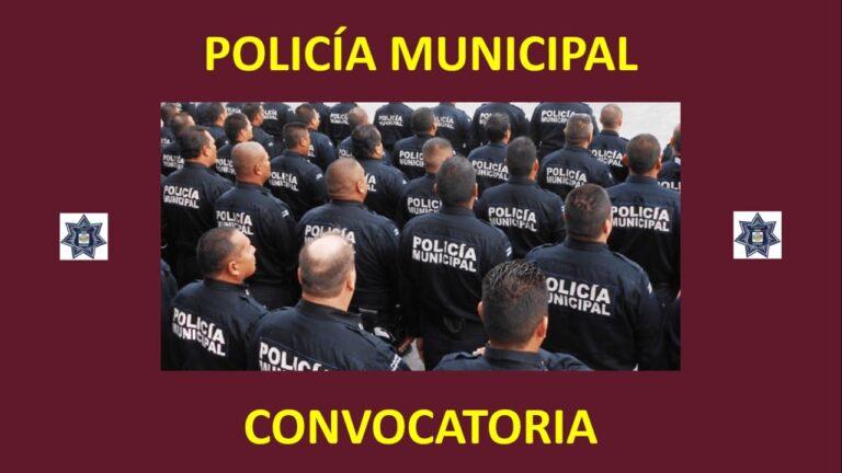 convocatoria policia municipal ecatepec