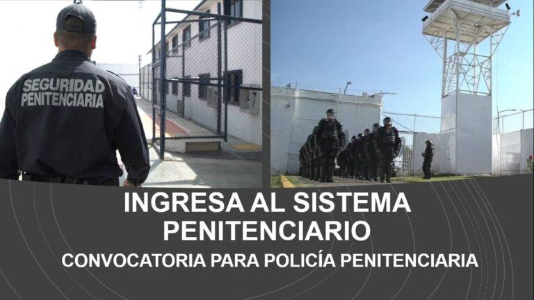 policia penitenciaria durango