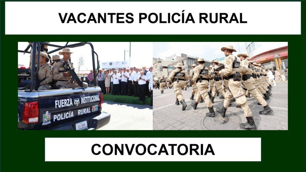 policia rural nuevo leon