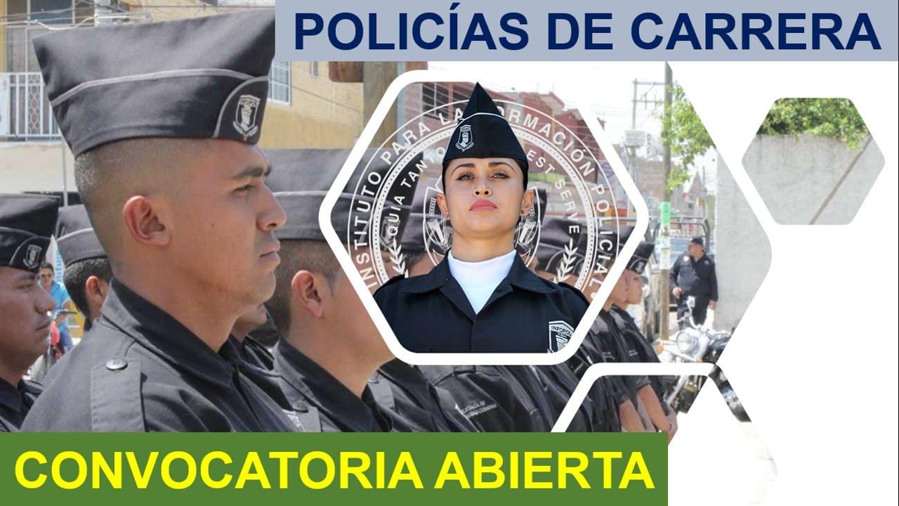 Convocatoria Policía INFOPOL Celaya